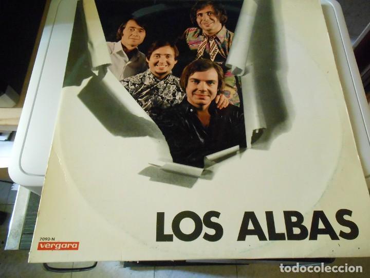 LOS ALBAS, LP, LA ÚLTIMA NOCHE +11, AÑO 1969 (Música - Discos - LP Vinilo - Grupos Españoles 50 y 60)