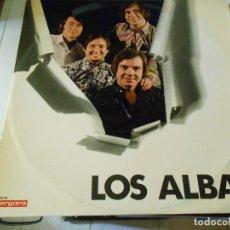 Discos de vinilo: LOS ALBAS, LP, LA ÚLTIMA NOCHE +11, AÑO 1969. Lote 137744594