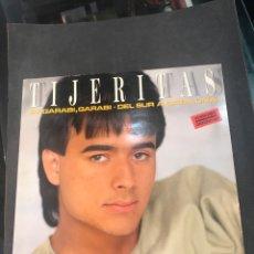 Discos de vinilo: TIJERITAS LP DE 1986. Lote 137745249
