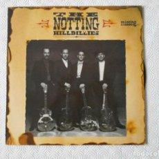 Disques de vinyle: THE NOTTING HILLBILLIES. MISSING. LP CON 11 CANCIONES.. Lote 137745374