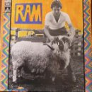 Discos de vinilo: DISC-74. PAUL MCCARTNEY. RAM. EMI-ODEON. AÑO 1971.. Lote 137746090