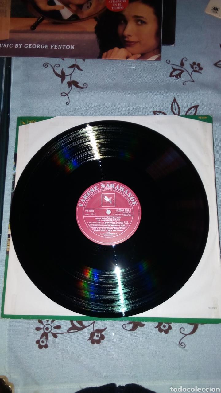 Discos de vinilo: DESPERATE HOURS. HORAS DESESPERADAS. MICHAEL CIMINO. BSO. LP VINILO. DAVID MANSFIELD - Foto 4 - 137748165
