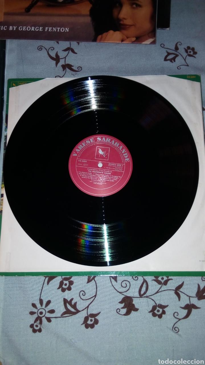 Discos de vinilo: DESPERATE HOURS. HORAS DESESPERADAS. MICHAEL CIMINO. BSO. LP VINILO. DAVID MANSFIELD - Foto 5 - 137748165