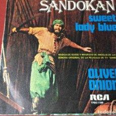 Discos de vinilo: SINGLE ORIGINAL AÑOS 60/70 DISCO LOT-A300. Lote 137750074