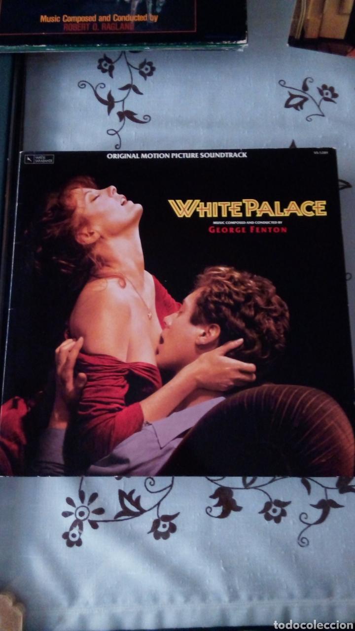WHITE PALACE. PASION SIN BARRERAS. BSO ORIGINAL. LP VINILO. GEORGE FENTON (Música - Discos - LP Vinilo - Bandas Sonoras y Música de Actores )