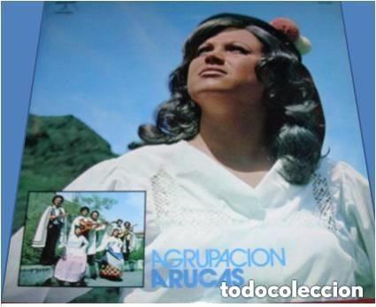 AGRUPACION ARUCAS: FAMILIA GONZALEZ 1973 LP COLUMBIA SPAIN 1973 (Música - Discos - LP Vinilo - Country y Folk)