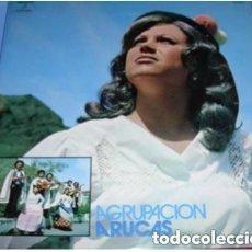 Discos de vinilo: AGRUPACION ARUCAS: FAMILIA GONZALEZ 1973 LP COLUMBIA SPAIN 1973 . Lote 137750730