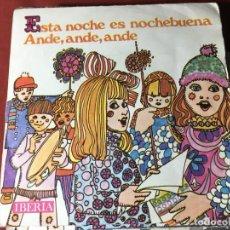 Discos de vinilo: SINGLE ORIGINAL AÑOS 60/70 DISCO LOT-A300. Lote 137757546