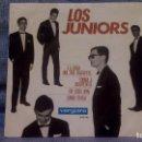 Discos de vinilo: LOS JUNIORS - LA CASA DEL SOL NACIENTE + 3 - UNICO EP DE ESTE GRUPO ASTURIANO - EXCELENTE ESTADO. Lote 137757930