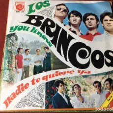 Discos de vinilo: SINGLE ORIGINAL AÑOS 60/70 DISCO LOT-A300. Lote 137759070