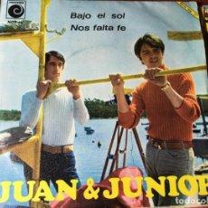 Discos de vinilo: SINGLE ORIGINAL AÑOS 60/70 DISCO LOT-A300. Lote 137759498