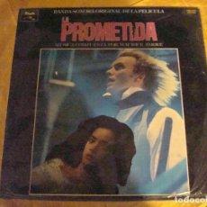 Disques de vinyle: BSO LA PROMETIDA ( THE BRIDE) STINGS. MUSICA : MAURICE JARRÉ. COLUMBIA 1985. PRECINTADO (#). Lote 137759850