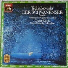 Discos de vinilo: == LP04 - TSCHAIKOWSKY - DER SCHWANENSEE . Lote 137770974