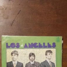 Discos de vinilo: LOS ANGELES - DIME, DIME / MONOTONIA - SINGLE. Lote 137771910