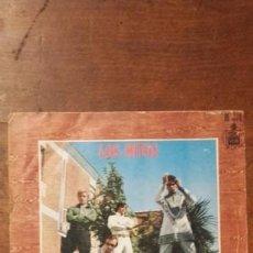Discos de vinilo: LOS MITOS - CUANDO VUELVAS / COGE MI MANO - SINGLE. Lote 137772422