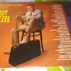 Discos de vinilo: LP - ROY ETZEL - BAILANDO CON (SPAIN, DISCOS BELTER 1967). Lote 137778058