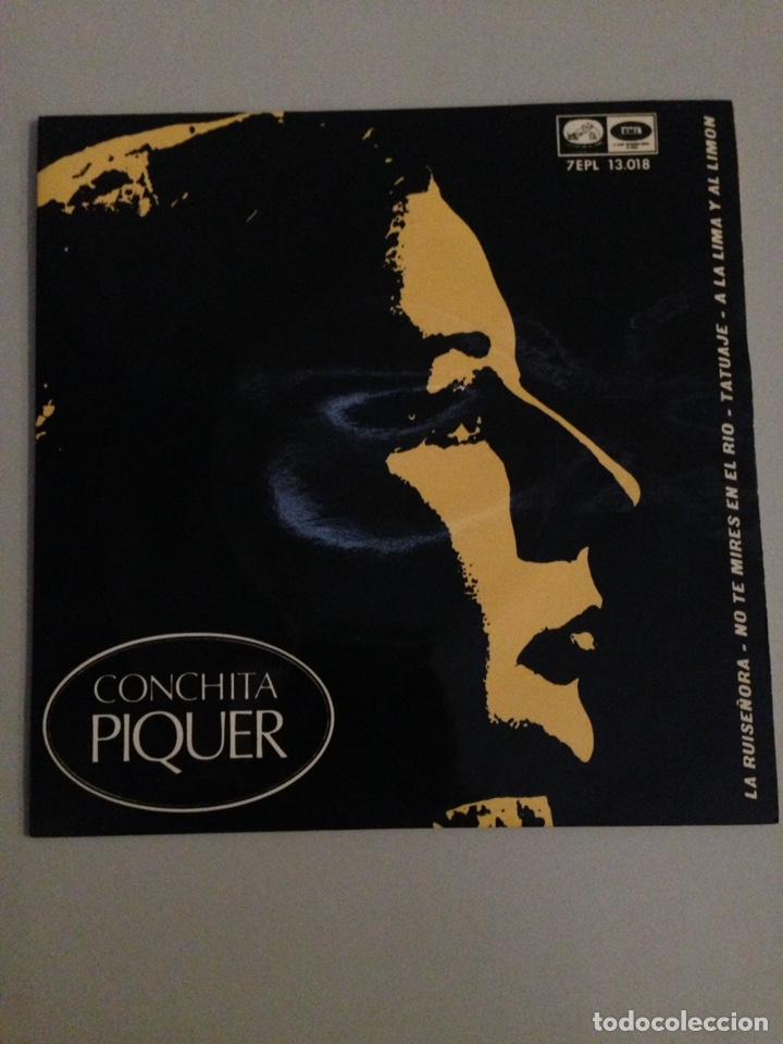 CONCHITA PIQUER (Música - Discos - Singles Vinilo - Cantautores Españoles)