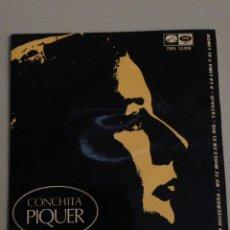 Discos de vinilo: CONCHITA PIQUER. Lote 137781378