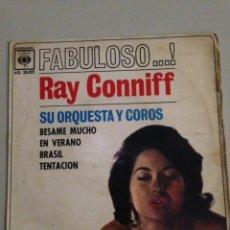 Discos de vinilo: FABULOSO - RAY CONNIFF. Lote 137781484