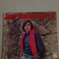 Discos de vinilo: JOSÉ MANUEL SERRAT. Lote 137781600