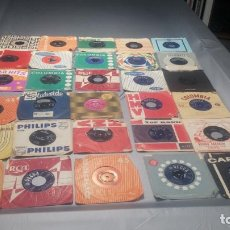 Discos de vinilo: ROY ORBISON, THE BEATLES, THE ANIMALS, ROLLING STONES,TRAMMPS, ETC... COLECCIÓN DE 30 DISCOS SINGLES. Lote 137783982