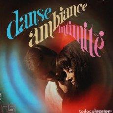 Discos de vinilo: THE TRUMPETT PERFECTION SOUND ?– DANCE AMBIANCE INTIMITÉ (FRANCE,SIN FECHA). Lote 137784494