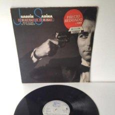 Discos de vinilo: JOAQUIN SABINA - RULETA RUSA - LP 1984 EPIC. Lote 137791466
