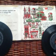 Discos de vinilo: EP (VINILO-DOBLE-DE MIGUEL ACEVES MEJIA. Lote 137793322