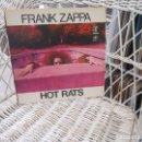Discos de vinilo: FRANK ZAPPA – HOT RATS .LP ORIGINAL USA 1969.CARPETA ABIERTA.SELLO BIZARRE/REPRISE. Lote 137810066
