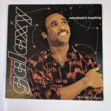 Discos de vinilo: PHIL FEARON AND GALAXY. EVERYBODY'S LAUGHING. TDKDA53. Lote 137812622