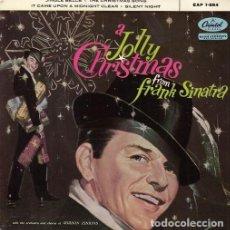 Discos de vinilo: FRANK SINATRA - JINGLE BELLS - EP DE VINILO EDICION ESPAÑOLA. Lote 137814234