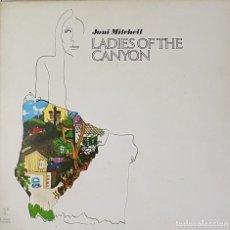 Discos de vinilo: == LP11 - JONI MITCHELL - LADIES OF THE CANYON. Lote 137823566