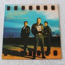Discos de vinilo: GATOS LOCOS: CRUCE DE CAMINOS - LP. GRABACIONES ACCIDENTALES 1991 (CON ENCARTE). Lote 137835406