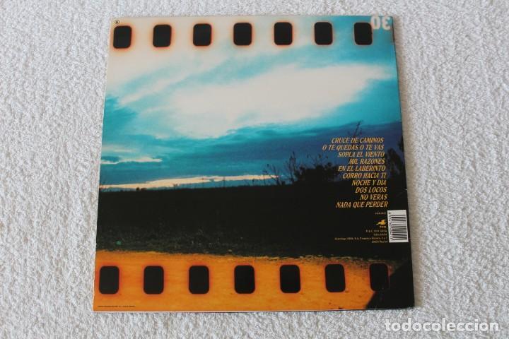 Discos de vinilo: GATOS LOCOS: CRUCE DE CAMINOS - LP. GRABACIONES ACCIDENTALES 1991 (CON ENCARTE) - Foto 3 - 137835406