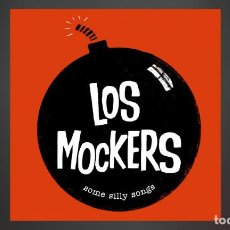 Discos de vinilo: LOS MOCKERS - SOME SILLY SONGS - EP 4 TEMAS. Lote 137837942