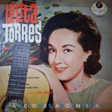 Discos de vinil: LOLITA TORRES LP SELLO FESTIVAL EDITADO EN ARGENTINA. Lote 137853990