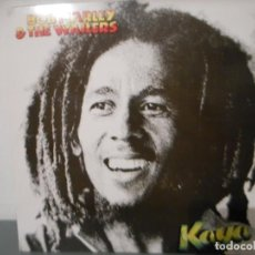 Discos de vinilo: BOB MARLEY & THE WAILERS - KAYA. Lote 143544986