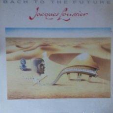 Discos de vinilo: JACQUES LOUSSIER.BACH TO THE FUTURE.LP. Lote 137873030