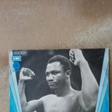 Discos de vinilo: JOE FRAZIER ?– IF YOU GO STAY GONE . SINGLE EMI 1971.. Lote 137880172