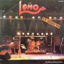 Discos de vinilo: LEÑO – EN DIRECTO - LP VINYL 1981 SPAIN - ( ROSENDO, BARRICADA, PLATERO, EXTREMODURO, PORRETAS). Lote 137887806