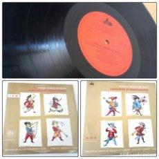 Discos de vinilo: JOHANN SEBASTIAN BACH CONCIERTOS DE BRANDENBURGO (I-II-VI-III-IV-V) / PACK 2 LPS / 1967 ENVIO GRATIS. Lote 137900914