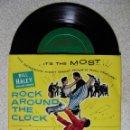 Discos de vinilo: BILL HALEY.ROCK AROUND THE CLOCK..SEE YOU LATER,ALLIGATOR + 3...1ª EDICION ESPÀÑOLA EX. Lote 137901754