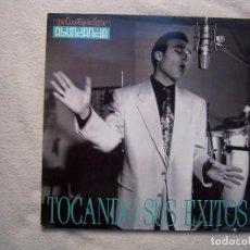 Discos de vinilo: LOS COYOTES DE VICTOR ABUNDANCIA_TOCANDO SUS EXITOS_VINILO LP 12'' EDICIÓN ESPAÑOLA_1991 COMO NUEVO!. Lote 137921102