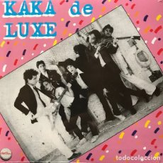 Discos de vinilo: EP KAKA DE LUXE KAKA DE LUXE EDICIÓN RECORD STORE DAY ESPAÑA RSD18 PUNK MOVIDA MADRILEÑA. Lote 155221646
