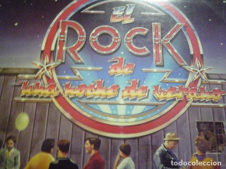 MIGUEL RIOS-EL ROCK DE UNA NOCHE ... (Música - Discos - LP Vinilo - Rock & Roll)
