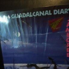 Discos de vinilo: LP GUADALCANAL DIARY : JAMBOREE ( COMPLETAMENTE NUEVO !!!! ). Lote 137935170