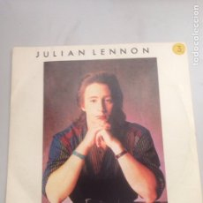 Discos de vinilo: JULIAN LENNON SG CHARISMA 1985 SAY YOU'RE WRONG/ BEBOP JOHN LENNON. Lote 137940336