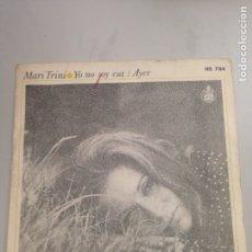 Discos de vinilo: MARY TRINI - YO NO SOY ESA. Lote 137940434