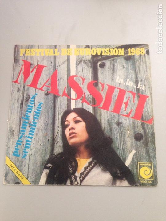 MASSIEL (Música - Discos - Singles Vinilo - Cantautores Españoles)