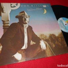 Discos de vinilo: DON WILLIAMS YELLOW MOON LP 1983 MCA EDICION UK. Lote 137943478